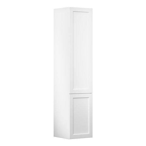 Gustavsberg Artic Kylpyhuonekaappi 35 cm, käännettävät ovet Valkoinen, kehysmallinen etusarja