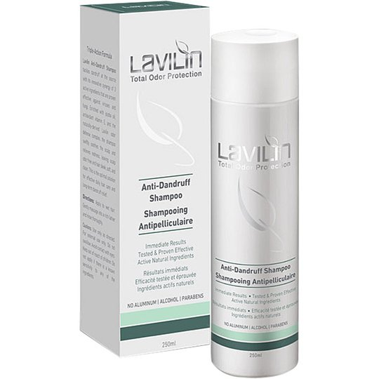 Anti Dandruff Shampoo, 250 ml Lavilin Shampoo