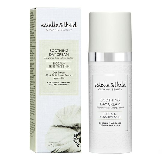 Estelle & Thild Biocalm Soothing Moisture Day Cream, 50 ml estelle & thild Luonnonkosmetiikka