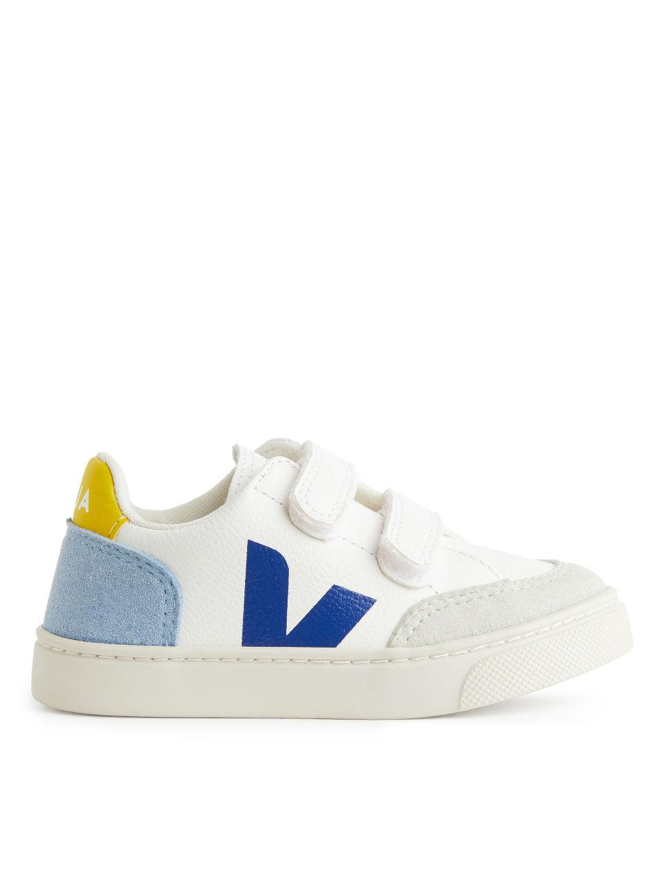 Veja V-12 Trainers Toddler - Blue