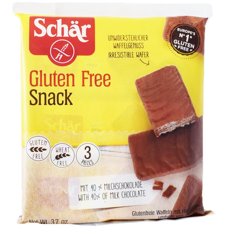 Chokladsnack Glutenfria 3 x 35g - 40% rabatt
