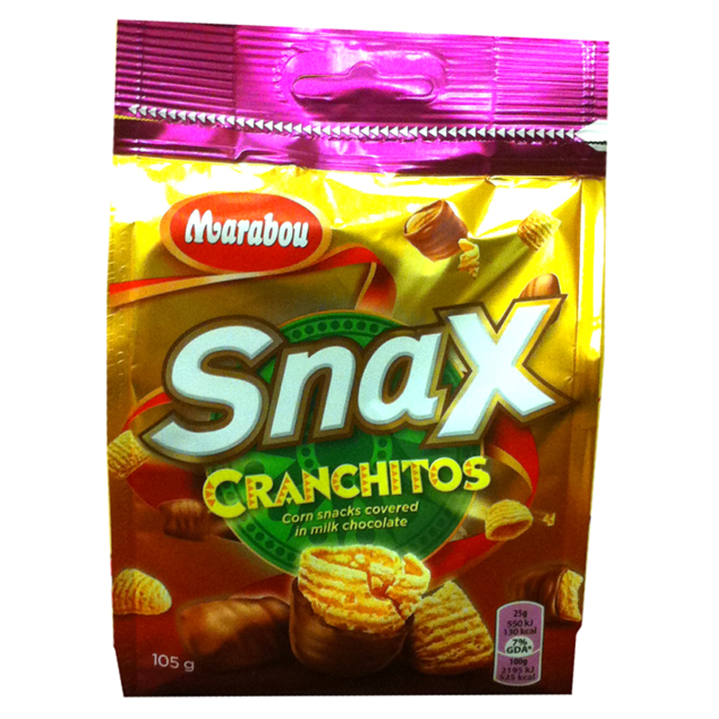 Snax Cranchitos - 75% rabatt