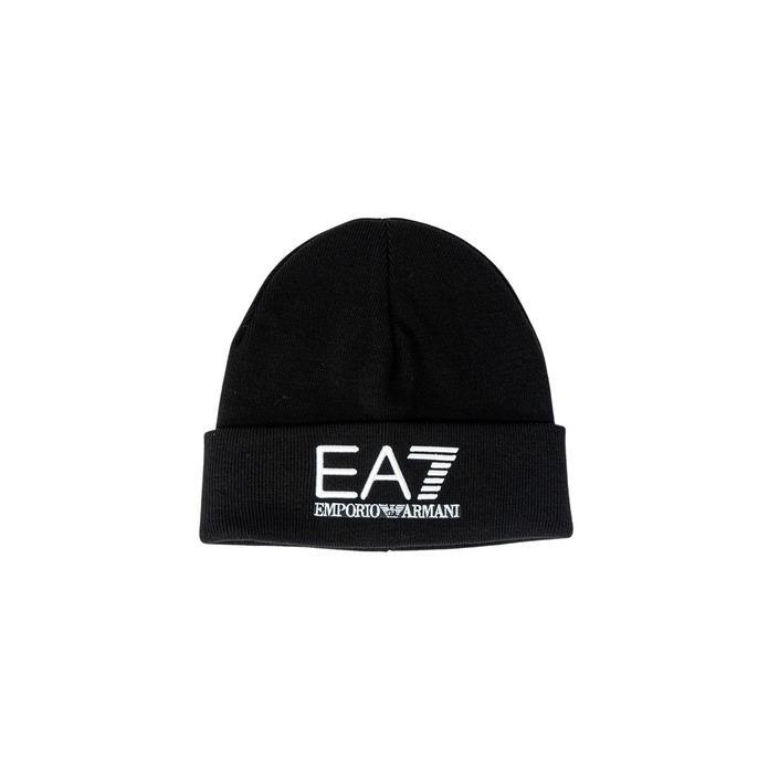 Ea7 Men's Cap Black 272472 - black M