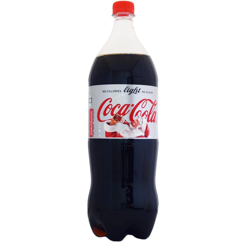 Coca Cola Light 1,5l - 41% rabatt