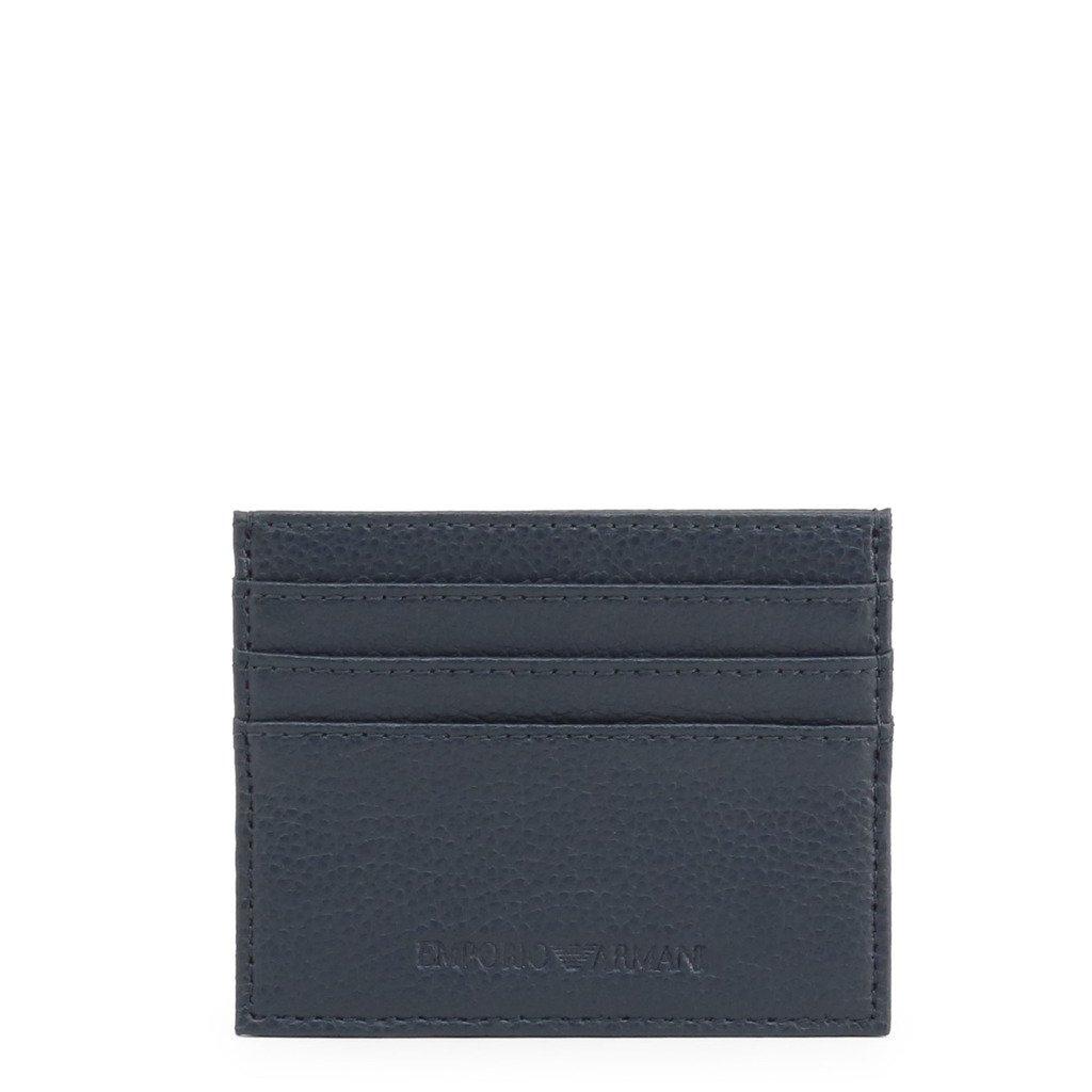 Emporio Armani Men's Wallet Blue Y4R173 YEW1E - blue NOSIZE
