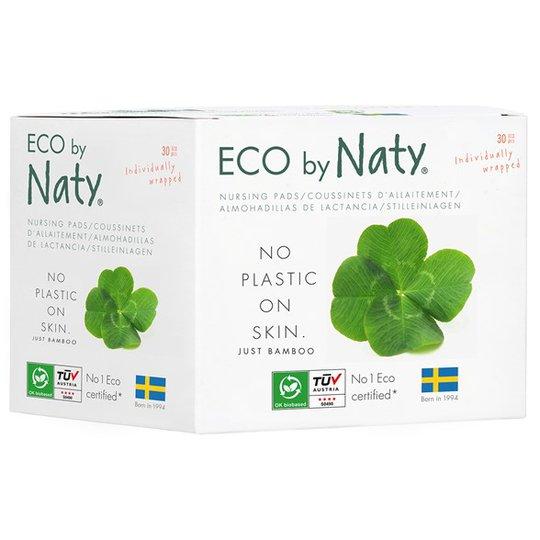 Naty Miljövänliga Amningskupor, 30 st
