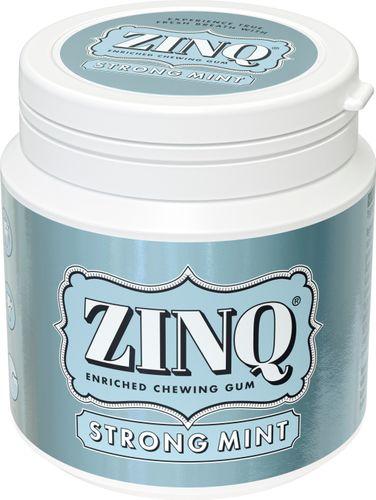 Zinq Tuggummiburk - Strong mint 93g