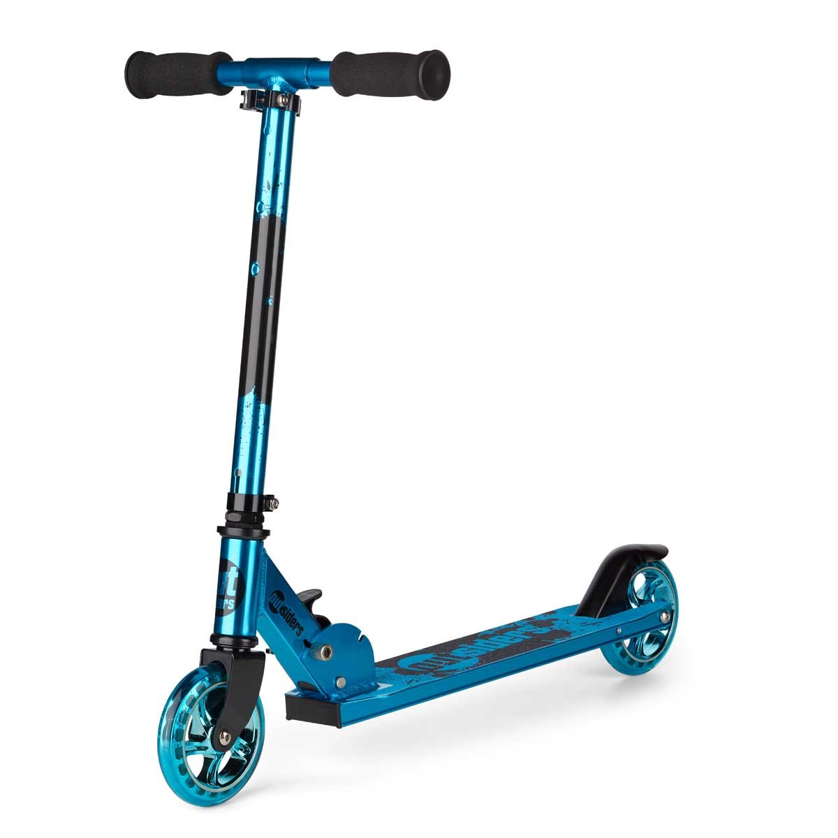Outsiders - Premium Scooter - Chrome Blue