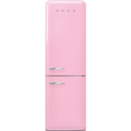 Smeg FAB32RPK5 Kylskåp/frys rosa