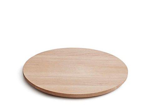 Kaolin serveringsbrett Tre Ø 18,5 cm