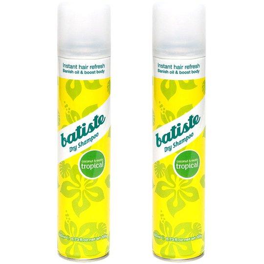 Dry Shampoo Tropical Duo , Batiste Hiustenhoito