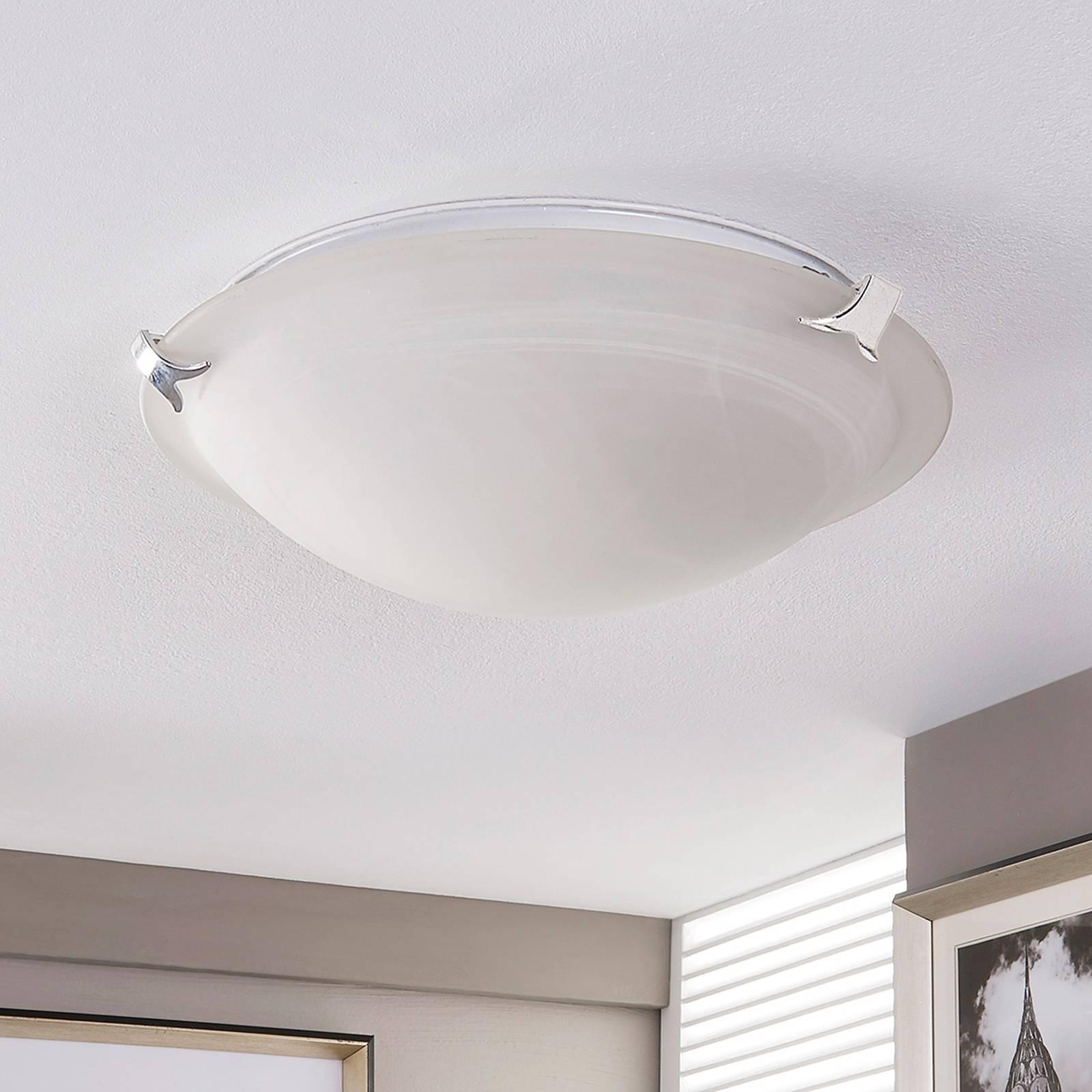 Pyöreä LED-kattovalaisin Genoveva