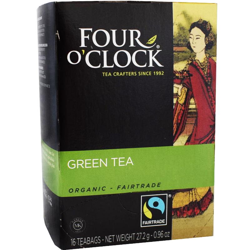 Te Grönt Neutralt, Eko Fairtrade 16p - 38% rabatt