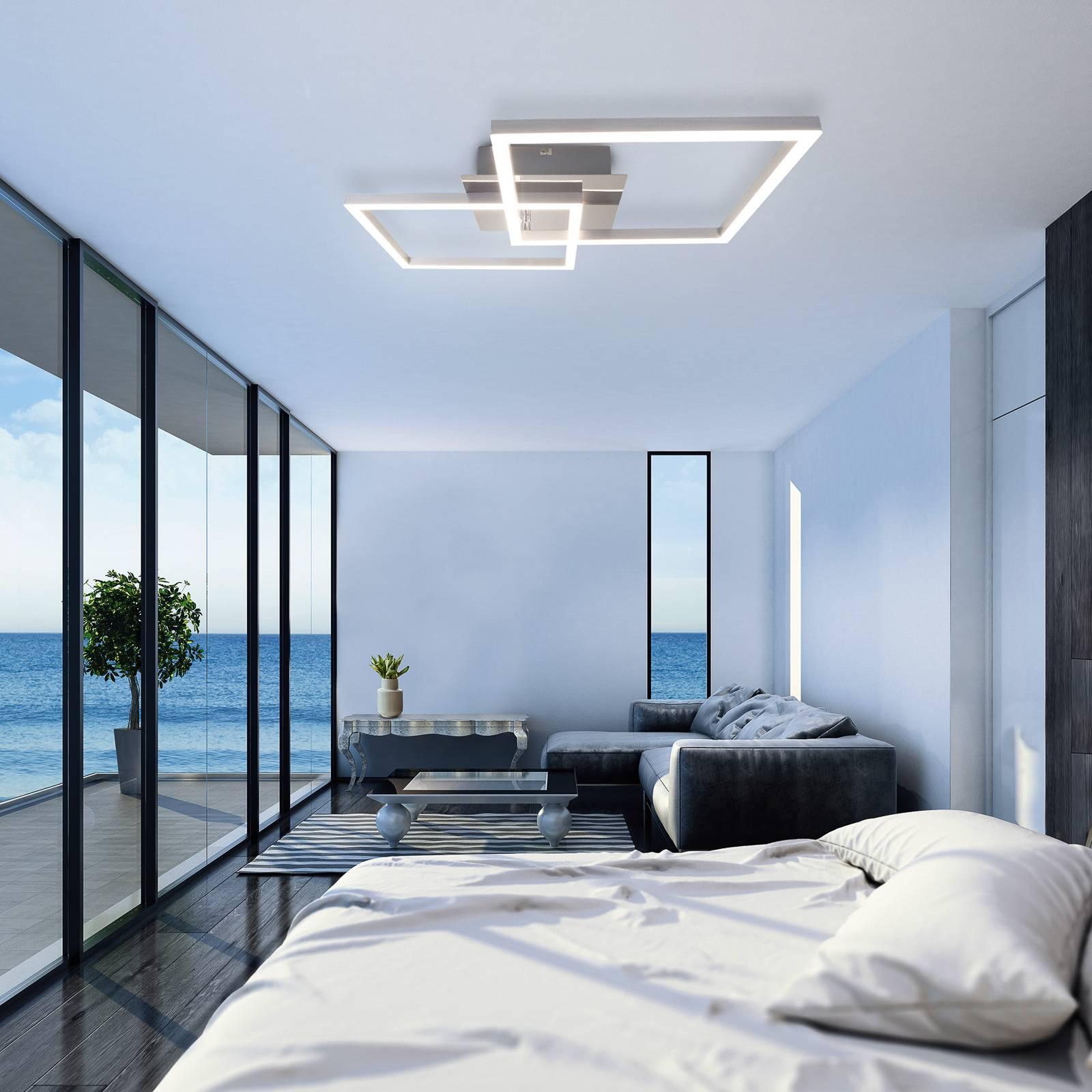 LED-kattovalaisin 3210-018 kääntyvä, himmennettävä