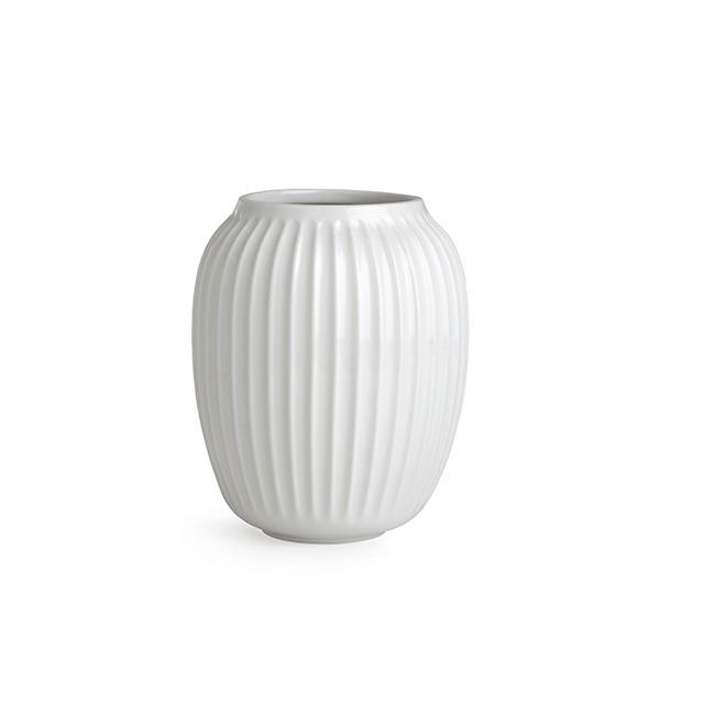 Kähler - Hammershøi Vase Medium - White (692362)