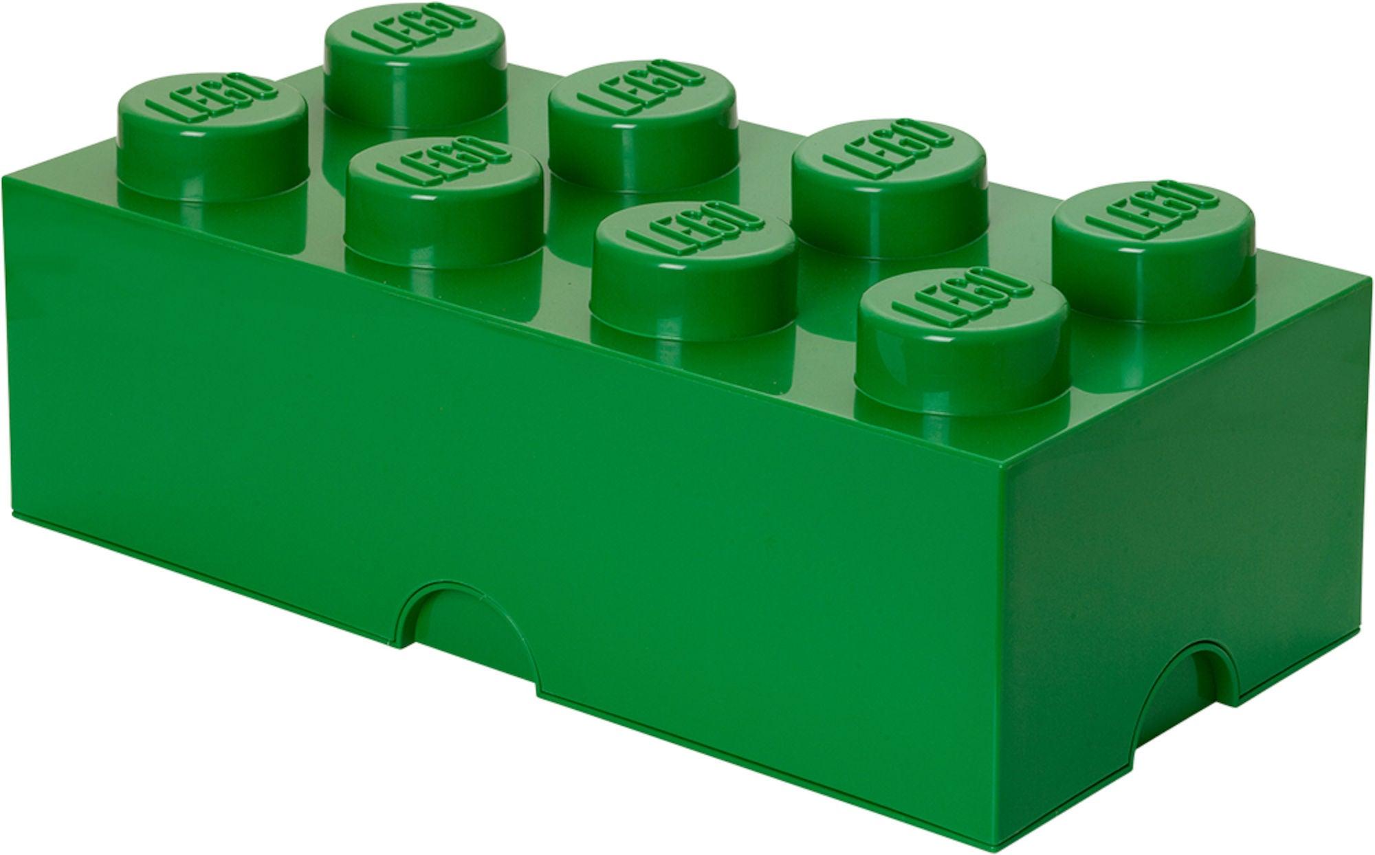 LEGO Säilytyslaatikko 8, Vihreä