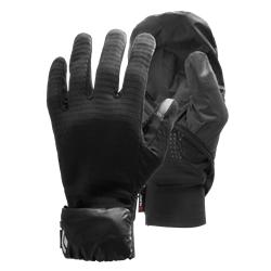 Black Diamond Wind Hood Gridtech Gloves