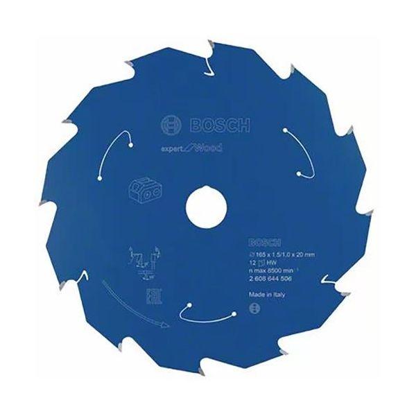 Bosch Expert for Wood Sagklinge 160 x 1,5 x 20 mm, 12T 160 x 1,5 x 20 mm, 12T