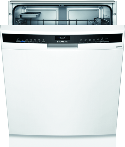 Siemens Sn43hw52as Iq300 Underbygg. Diskmaskin - Vit