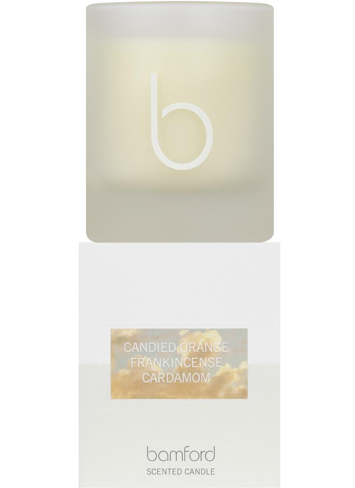 Bamford Candied Orange Frankincense 1 Wick Candle