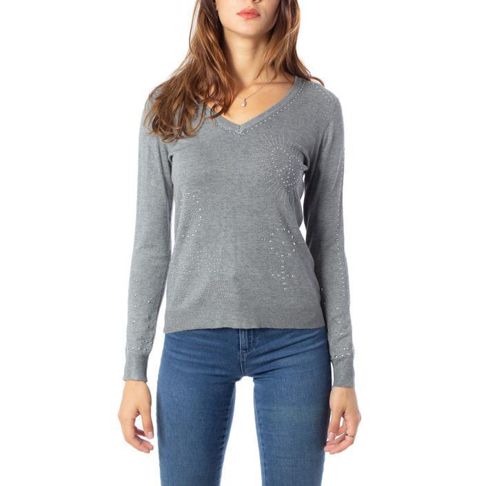 Desigual Women's Sweater Grey 168306 - grey XS