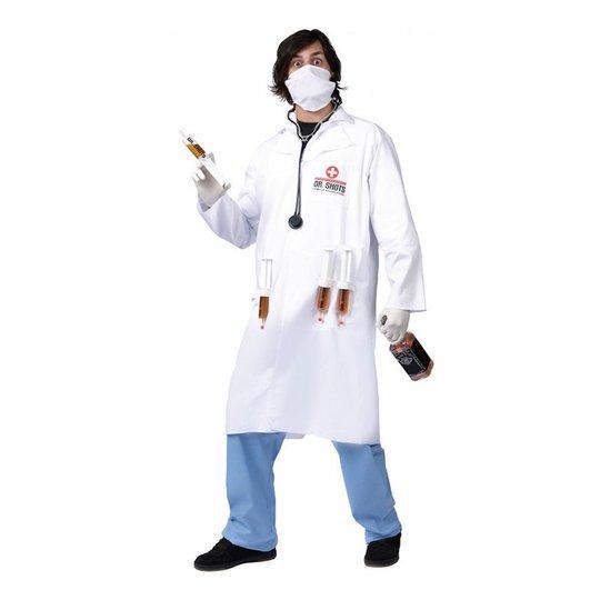 Doktor Shots Maskeraddräkt - One size