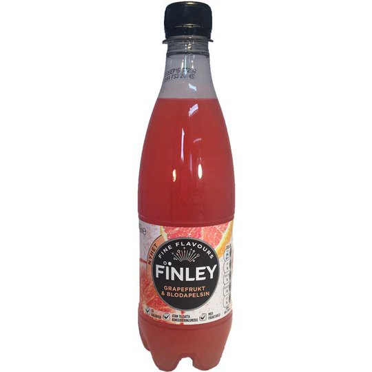 Finley Grape & Blodapelsin - 60% rabatt