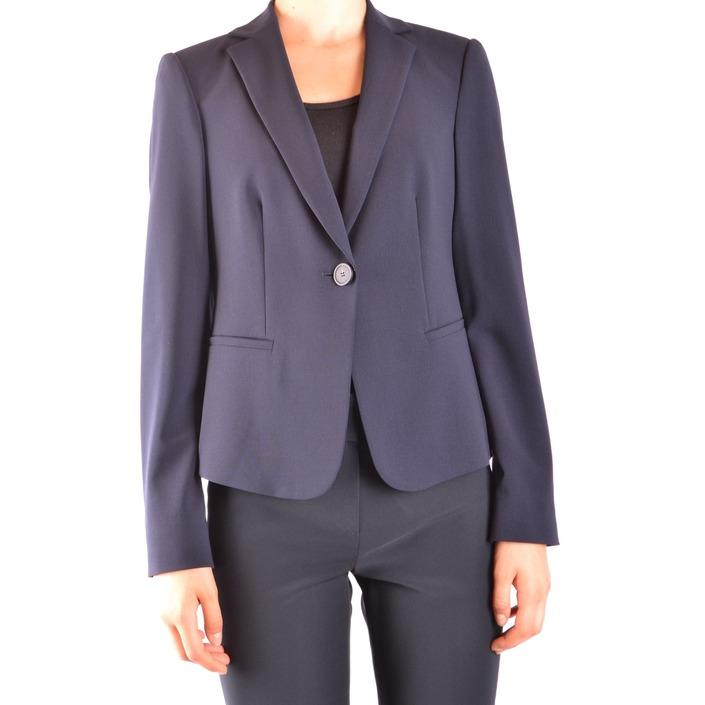 Armani Collezioni Women's Blazer Blue 164055 - blue 50