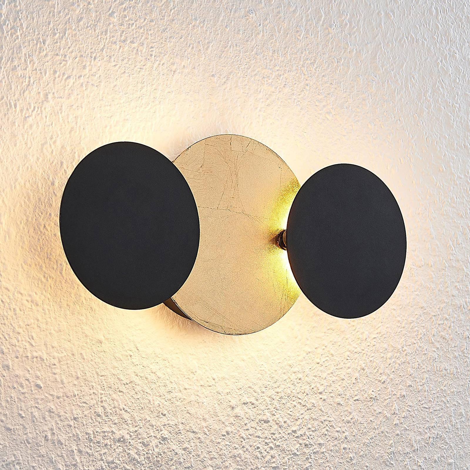 Lindby Grazyna LED-vegglampe, 3 lyskilder