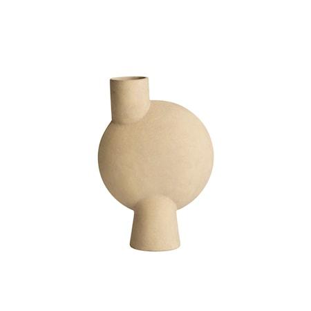 Sphere Bubl Vas Midi Sand