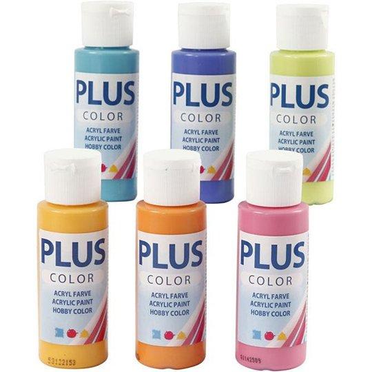 Plus Color Hobbyfarge Colorful