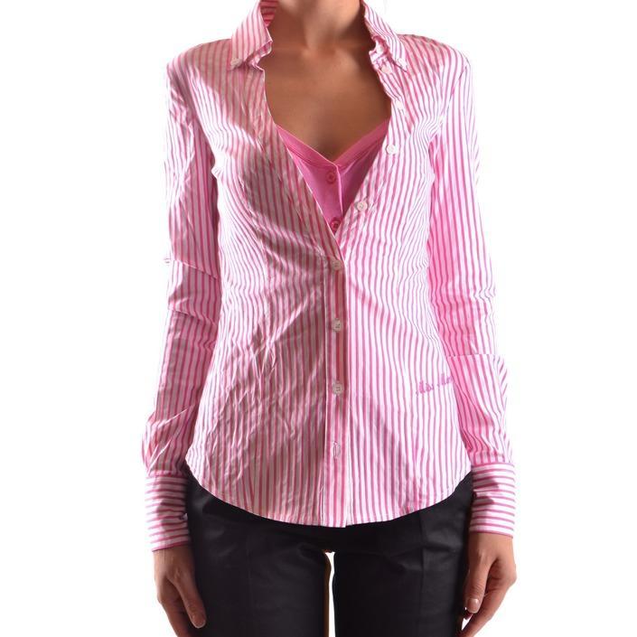 Frankie Morello Women's Shirt Pink 186953 - pink 40