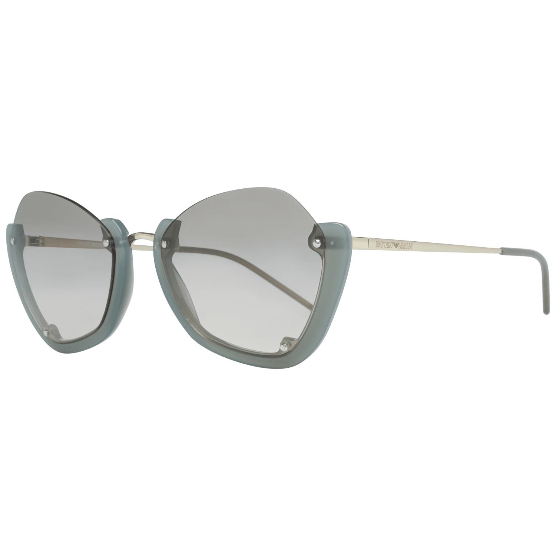 Emporio Armani Women's Sunglasses Grey EA4120 56962C55