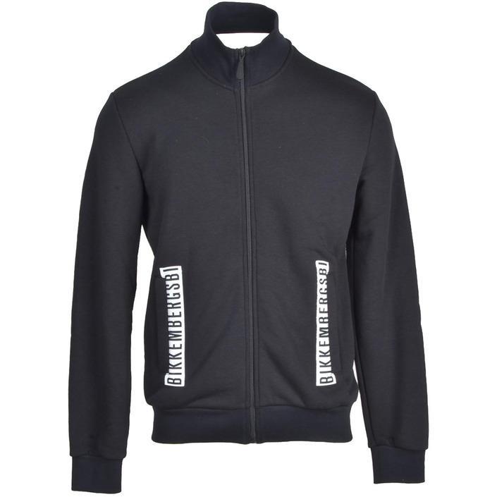 Bikkembergs - Bikkembergs Men Sweatshirts - black S