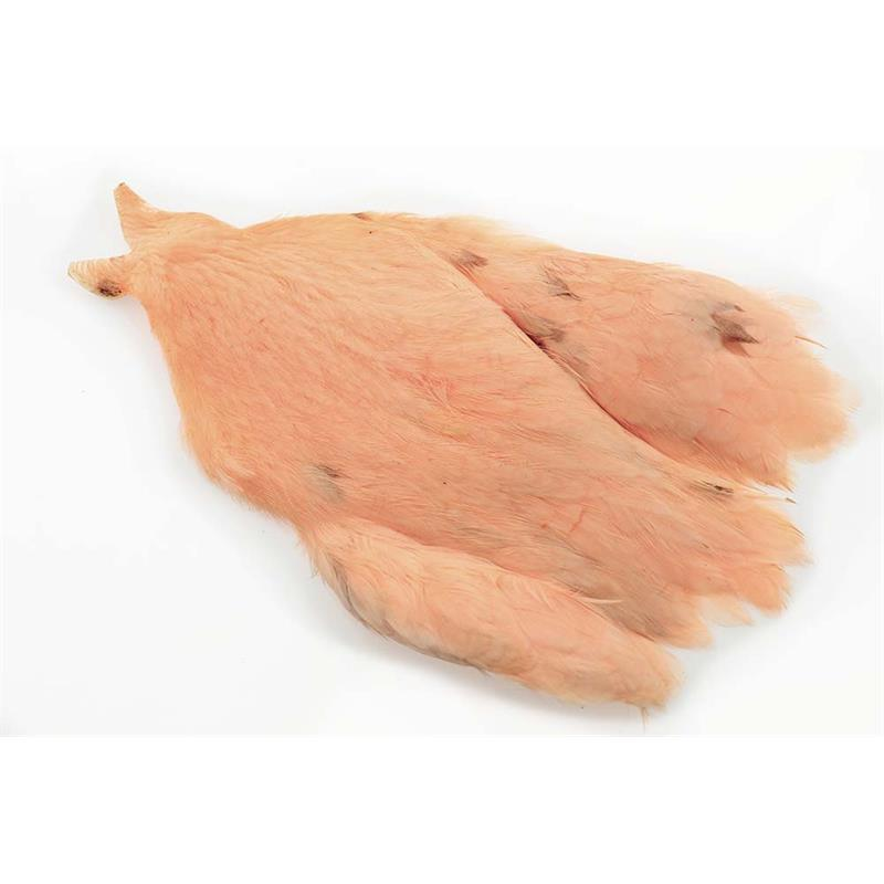 Whiting Hen Cape Salmon Pink