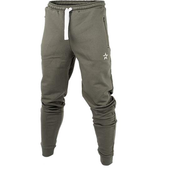 Star Nutrition Tapered Pants, Olive