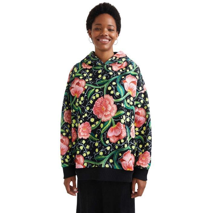 Desigual - Desigual Women Sweatshirts - green S