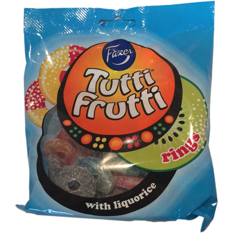 Tutti Frutti Rings - 41% rabatt