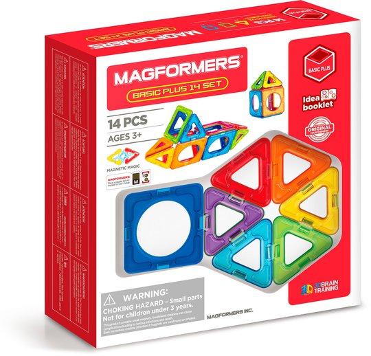 Magformers Byggesett Basic Plus 14