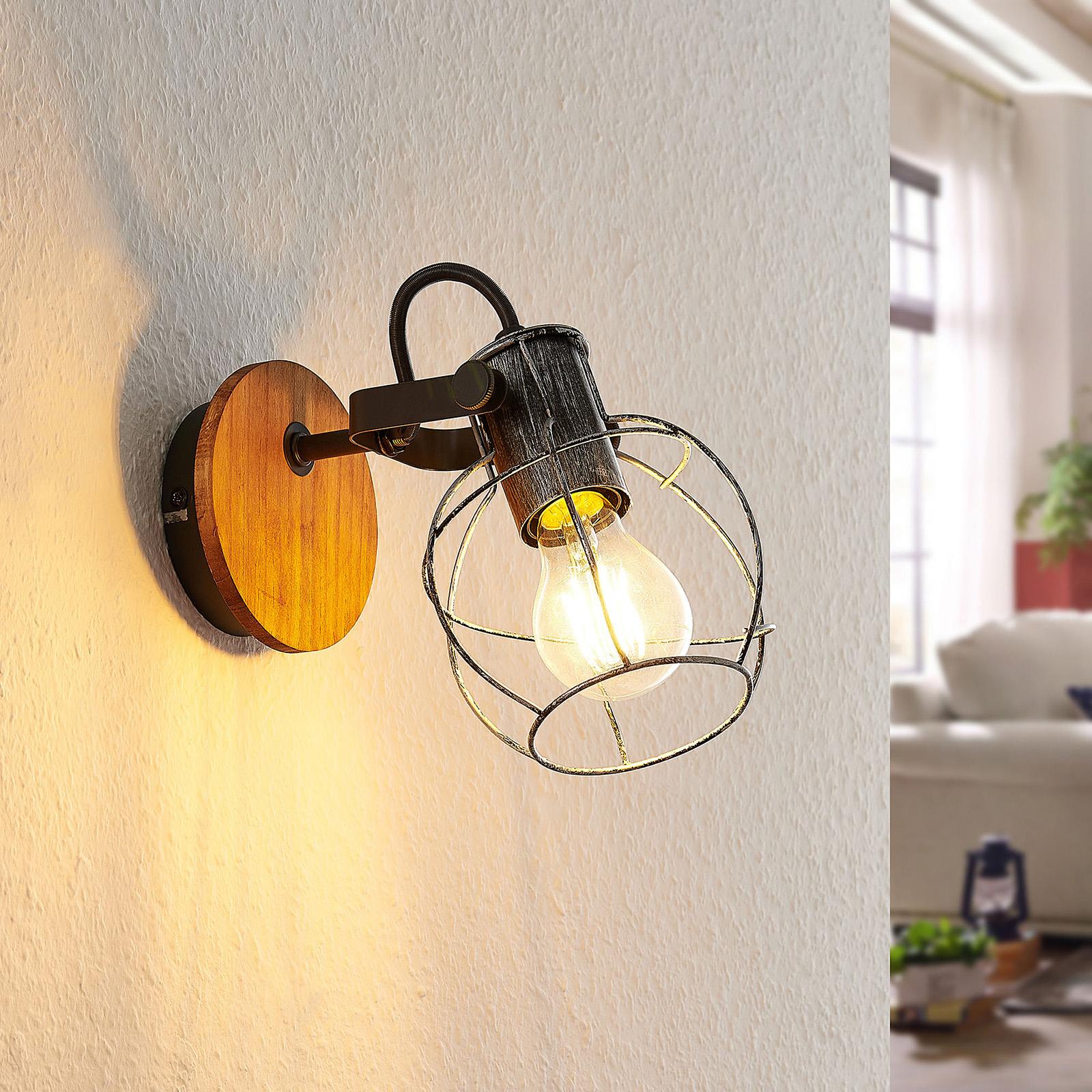 Lindby Salima -kattokohdevalaisin, 1-lamppuinen