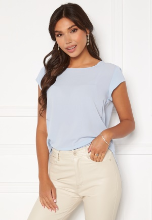 ONLY Vic S/S Solid Top Kentucky Blue 42