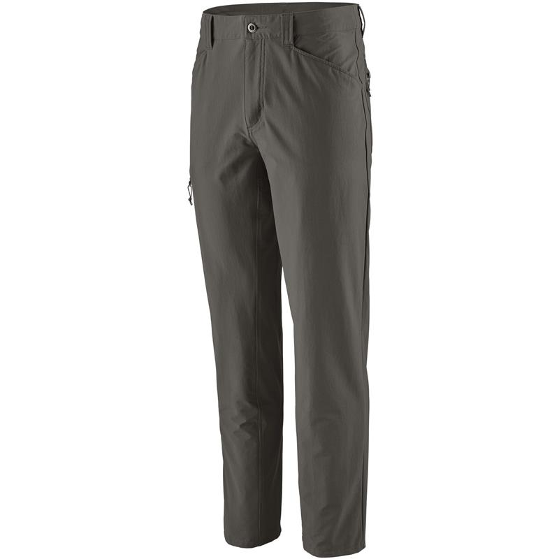 Patagonia Quandary Pants - Reg L Bukse, Forge Grey, herre