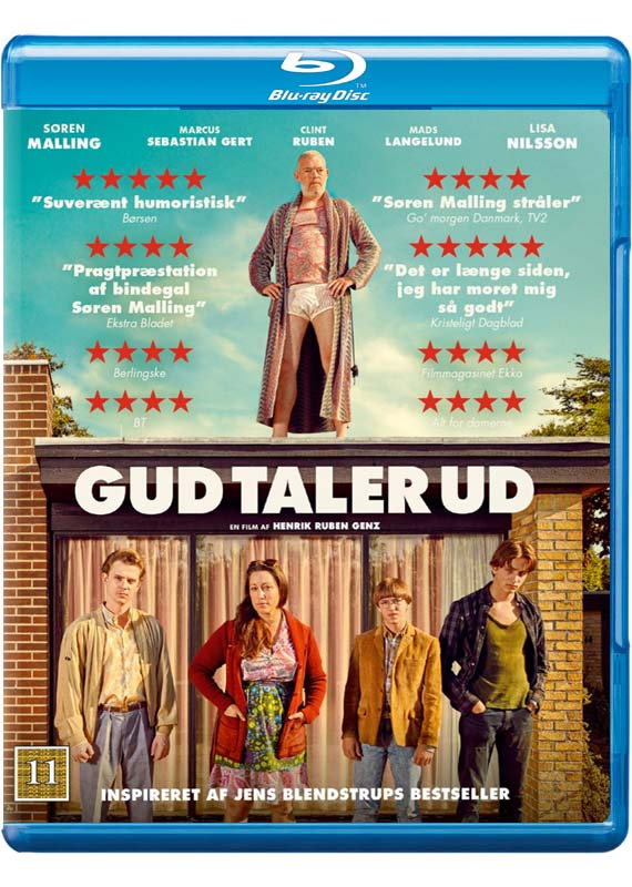 Gud taler ud (Blu-Ray)