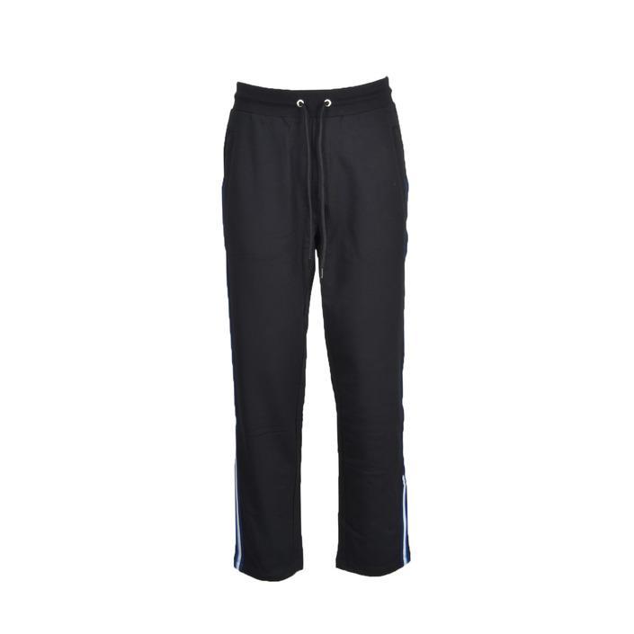 Bikkembergs Men's Trousers Black 321807 - black M