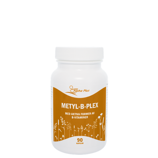 Metyl-B-Plex, 90 kapslar