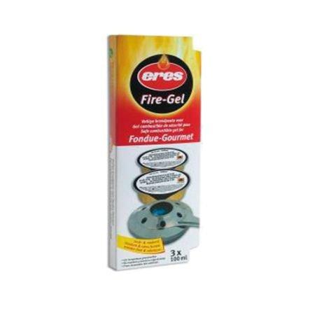 Fire gel til brenner