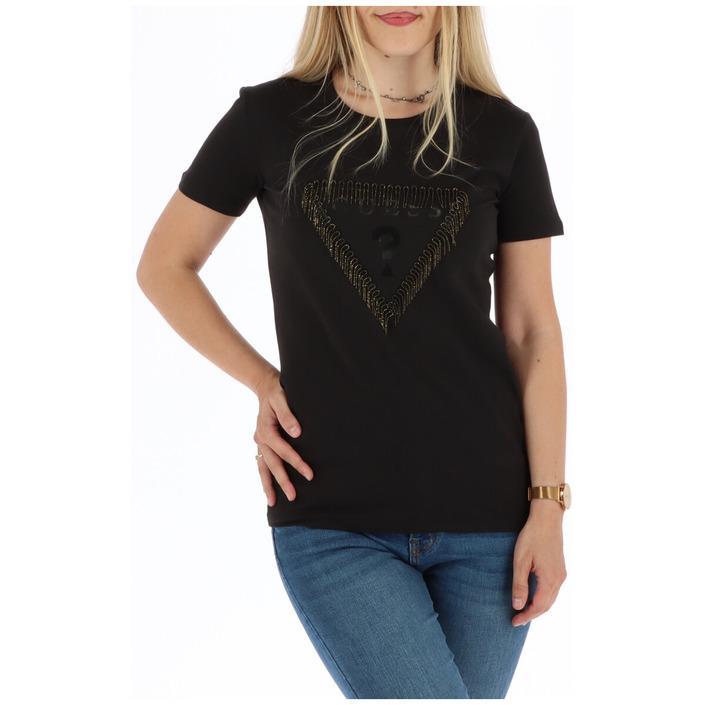 Guess Women's T-Shirt Various Colours 301091 - black XS