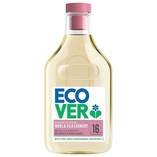 Ecover Ull- & Fintvättmedel Waterlily & Honeydew, 750 ml