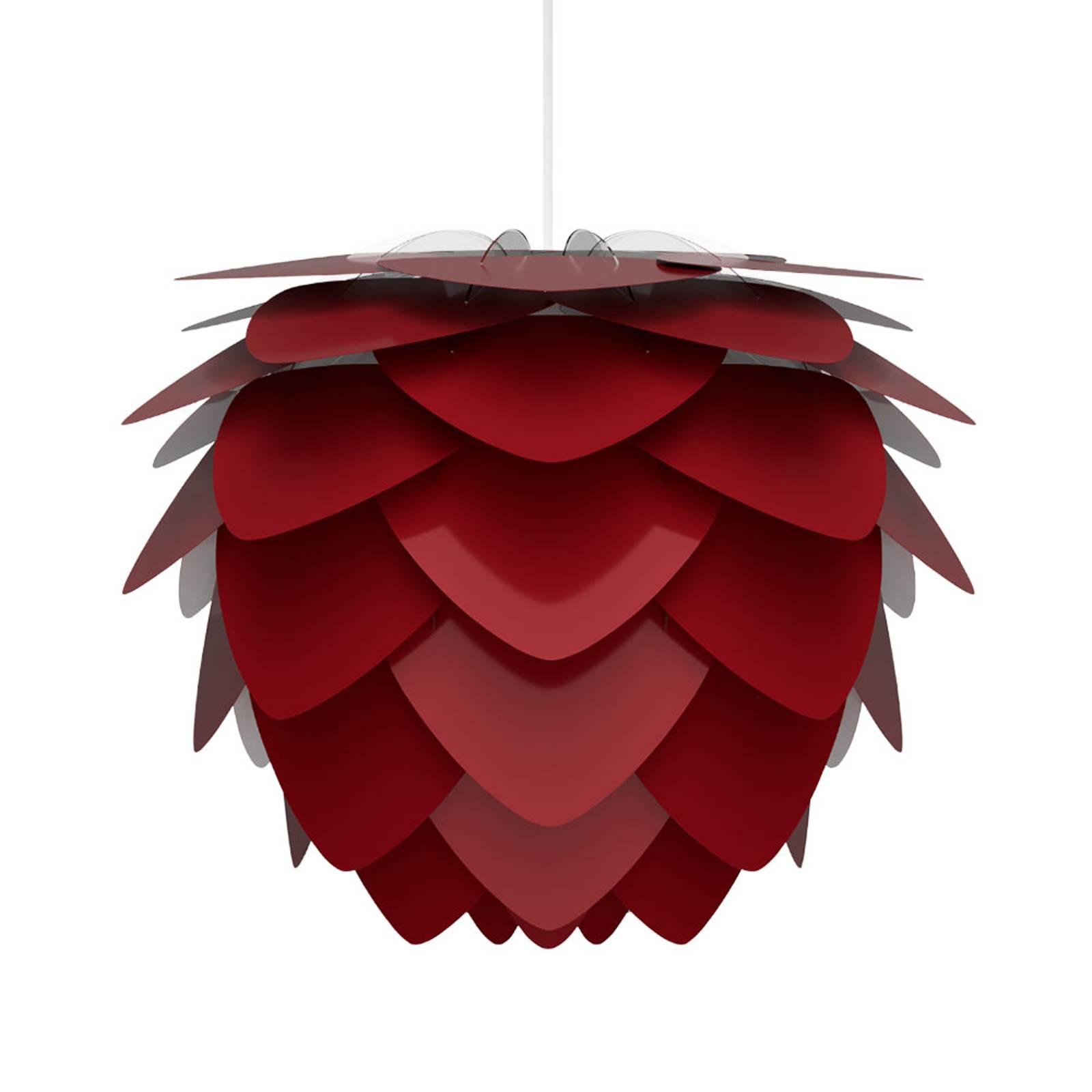 UMAGE Aluvia mini riippuvalo rubiinin punainen