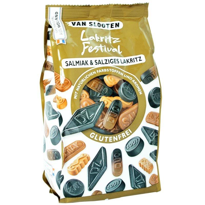Saltlakrits Mix - 24% rabatt